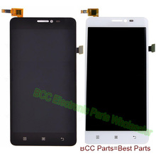 A+++ Original with Logo For Lenovo s850 S850T Black or White LCD display with Touch screen Touchscreen Digitizer Panel assembly
