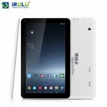 IRulu expro X1 ПЛЮС 10.1 »Планшеты Android 6.0 4 ядра 1 ГБ/16 ГБ Планшеты PC gms двойной cam 2MP Bluetooth, Wi-Fi 5500 мАч 1024×600 HD