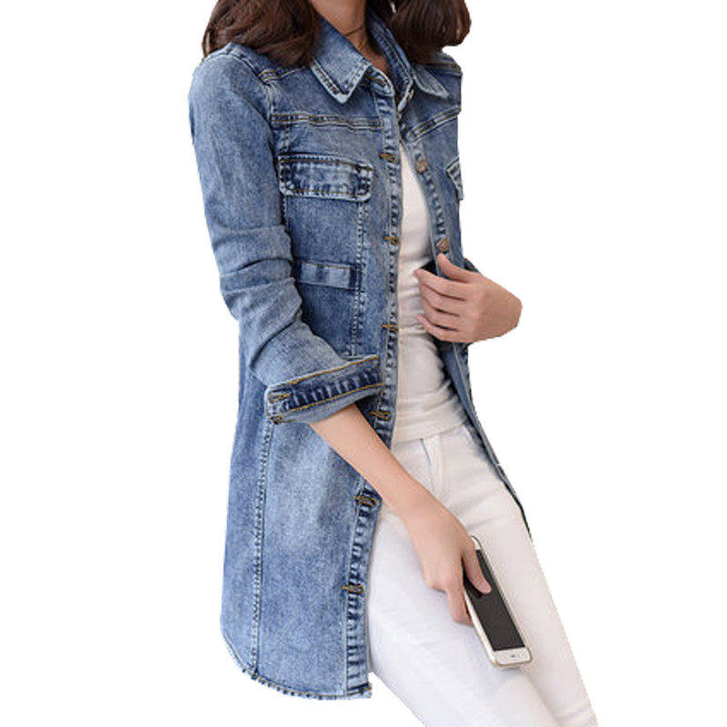 Popular Ladies Fitted Denim Jacket-Buy Cheap Ladies Fitted Denim ...