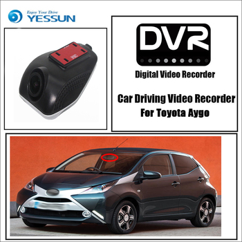 YESSUN for Toyota Aygo Car Driving Video Recorder Wifi DVR Mini  Camera  Novatek 96658 FHD 1080P Dash Cam Night Vision