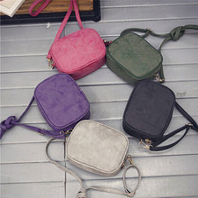 Brand Women's Handbag Scrub Leather Shoulder Bag Ladies Crossbody Messenger Bags Pouch Hobo Small Bag Lady High Quality Bolsa