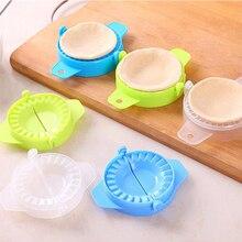 DIY 3 цвета инструмент для пельменей Высокое качество клецки Jiaozi устройство легко клецки плесень зажимы кухня Cozinha аксессуары