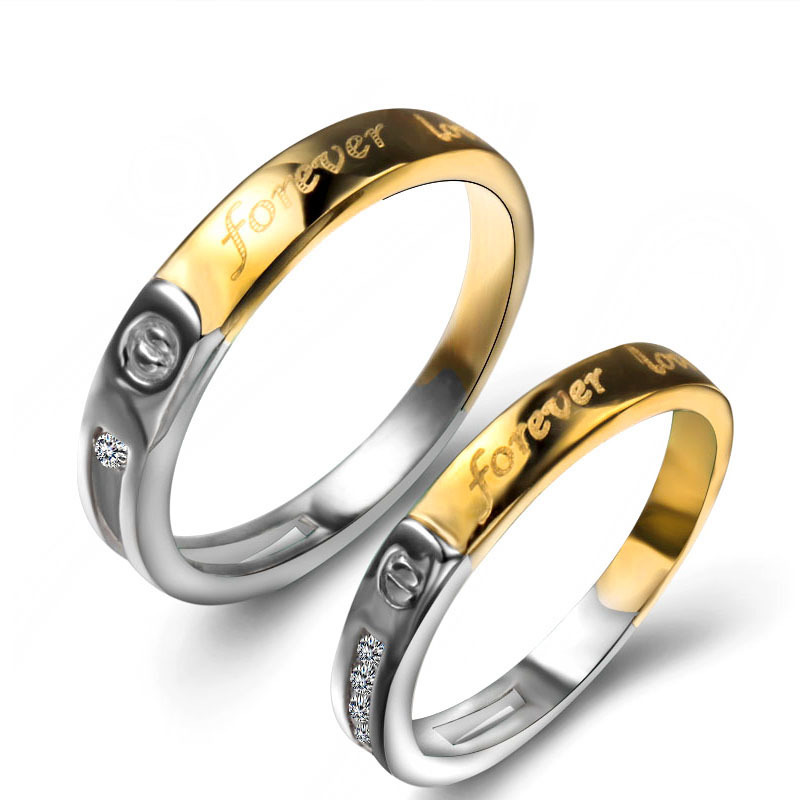 a pair price wholesale gold engagement ringssterling With wedding rings pairs sale