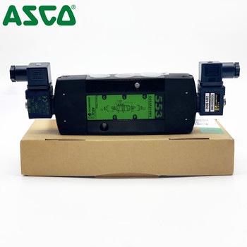 Americano ASCO válvula de solenoide de SCG553 A017MS G553 A018MS G553 A001MS G553 A002MS