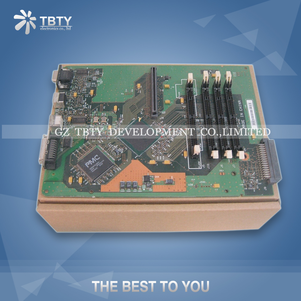 100% Guarantee Test Main Formatter Board For HP 8100 8150 HP8100 HP8150 C4265-69001 C4165-60002 Mainboard On Sale new original nbb5 f33 a2 warranty for two year