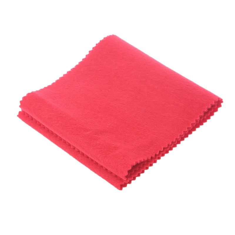 New Red Soft Nylon & Cotton Dust Cover Cloth Case For Piano Key Keyboard