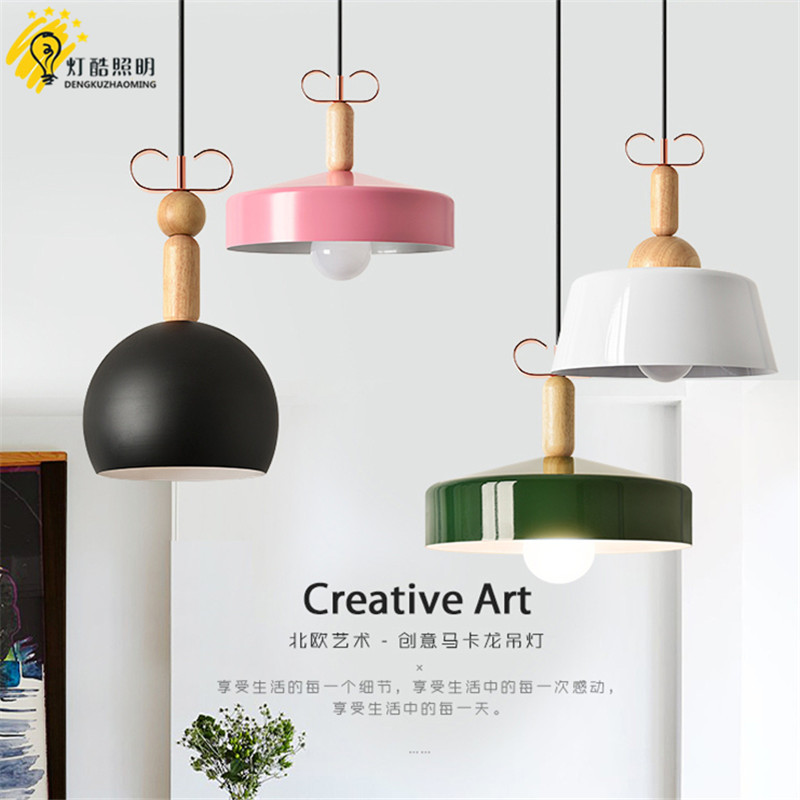 Nordic color, personality, fashion, simple modern bedside restaurant, bar study, Ma Long lung chandelier childrens roomNordic color, personality, fashion, simple modern bedside restaurant, bar study, Ma Long lung chandelier childrens room