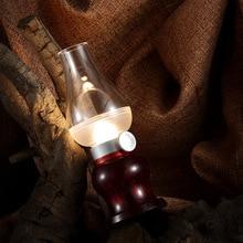 2016 новый из светодиодов лампочка классическая дует настольная лампа украшение свет ретро зарядка от USB ночник стол стол из светодиодов лампы MSL-891
