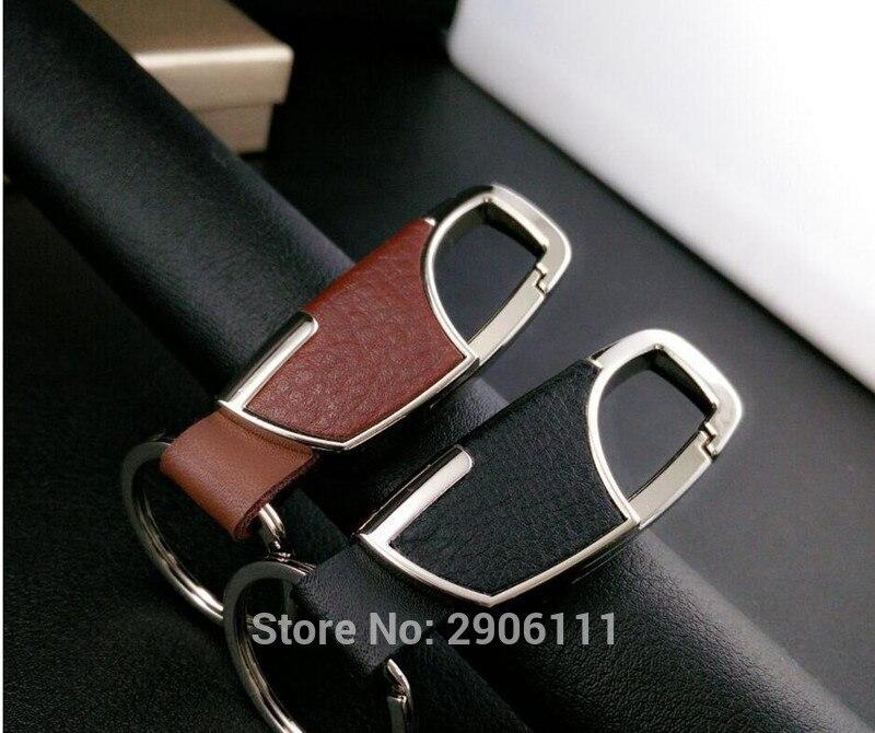 Тюнинг автомобилей кожаный брелок металлический Ключи кольцо многофункциональный инструмент ключ держатель для BMW E46 E90 E39 F30 F10 E36 E60 x5 E53 F20