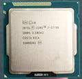 i7 3770K Quad Core LGA 1155 3.5GHz 8MB Cache With HD Graphic 4000 TDP 77W Desktop CPU