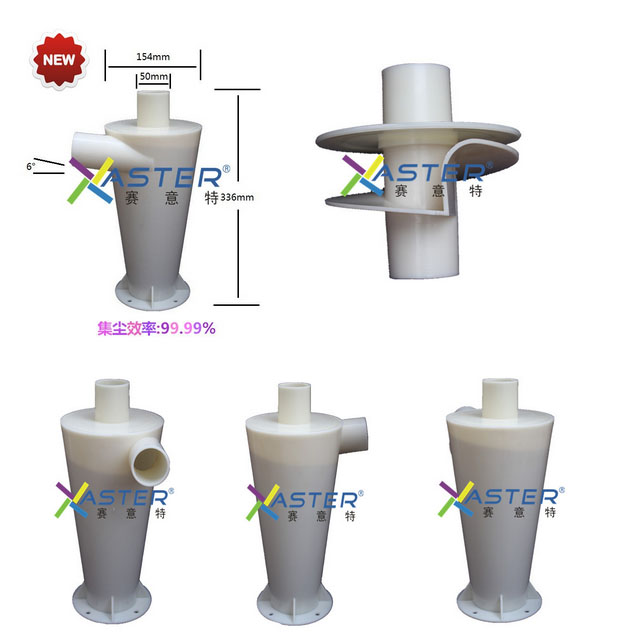 cyclone powder dust collector high performance filter for vacuums in