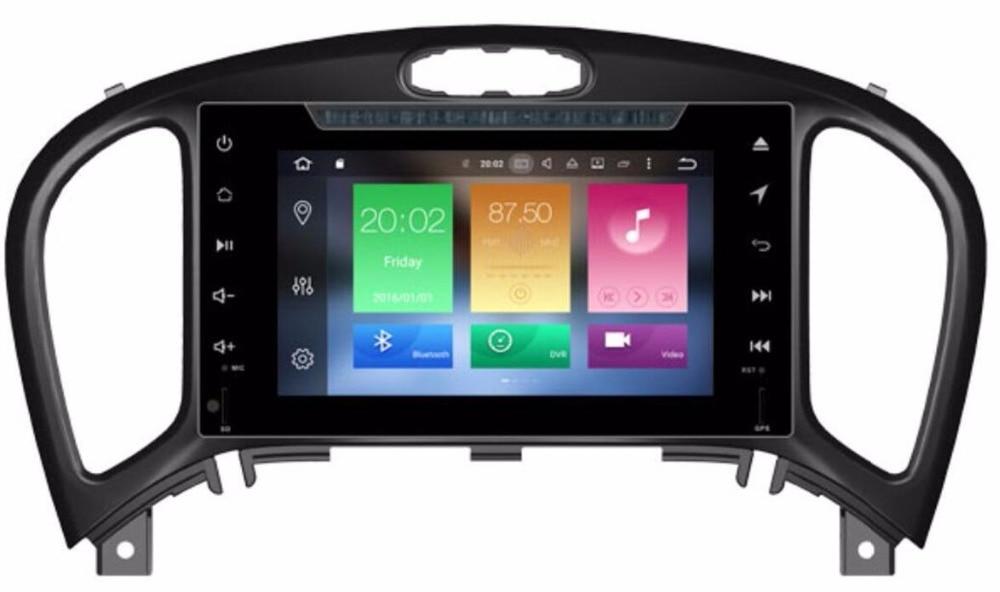 4g LTE 4 gb di RAM 32 gb di ROM Android 8.0 Octa 8 Core CAR DVD per NISSAN JUKE 2017 RADIO di NAVIGAZIONE di GPS + 1024X600 + DVR/WIFI + DSP + DAB + OBD