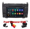 1024*600 Android 5.1 Car DVD Player for Mercedes/Benz Sprinter 2500 3000 Vito Viano W169 W245 W469 W906 GPS A9 Quad Core Wifi