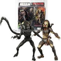 NEW SET OF 2 PACK AVP Alien VS. Predator NECA Exclusive Action Figure