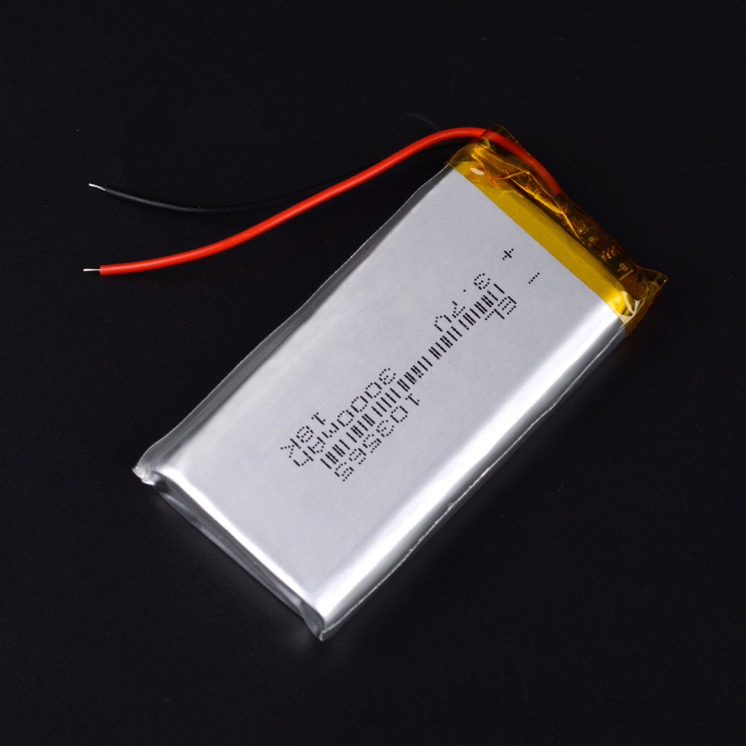 103565 <font><b>3.7</b></font> <font><b>V</b></font> lithium polymer battery <font><b>3000mah</b></font> video recorder wireless technologies wireless column portable speakers DVR lamp image