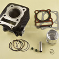 STARPAD For Lifan GS125 CBGS125 sets of cylinder 156FM1-E sets of cylinder
