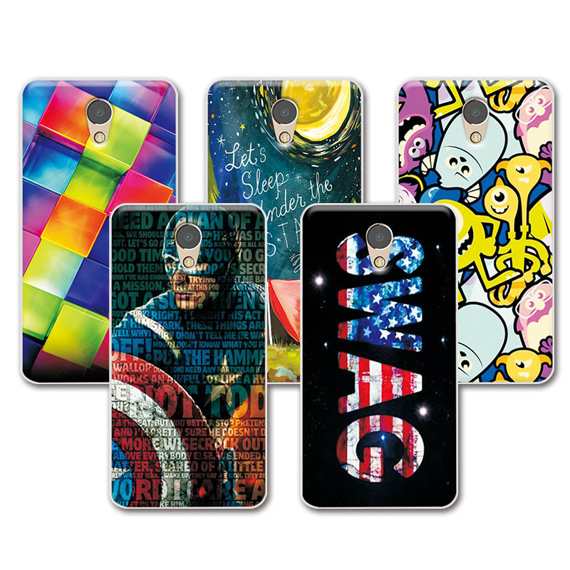 Lovely Art Painted Case For coque Lenovo P2 Case 5.5 inch Capa Soft TPU Cover funda For Lenovo Vibe P2 P 2 +Gift