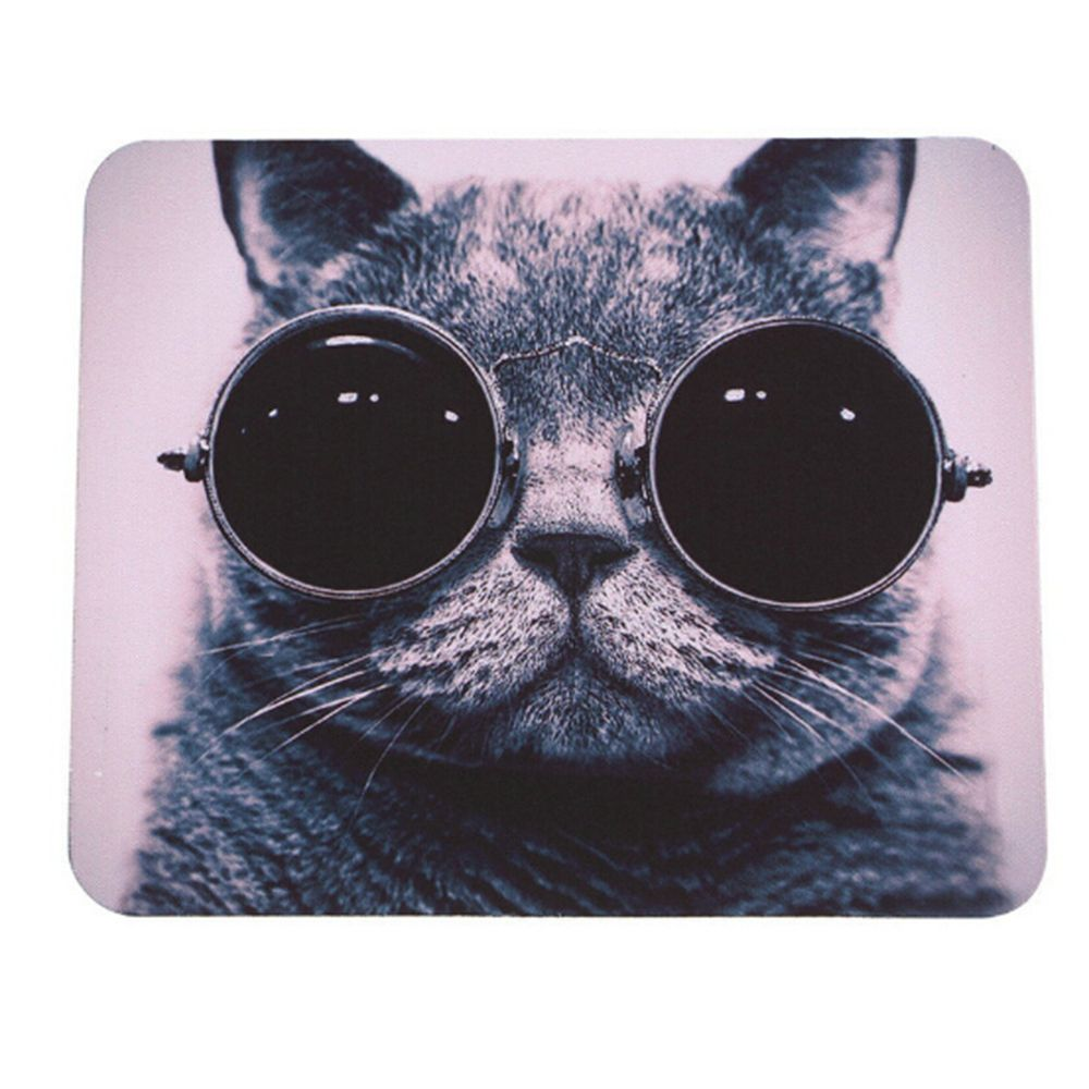 Cute Mouse Pad Hot Cat Picture Anti-Slip Laptop PC Mice Pad Mat Mousepad For Optical Laser Mouse Promotion! Drop Shipping