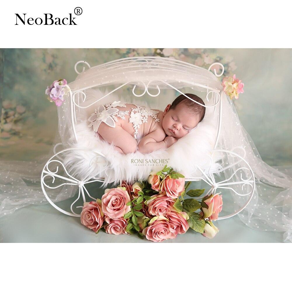 Spomladi zelena cvetlična tanka vinilna ozadja za tuširanje foto ozadja novorojenček otroška fotografija ozadja za fotografijo Studio studio za otroke ozadje