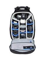 Горячая Распродажа paradise cw 350n дважды плечо slr серии professional Сумка для фотоаппарата рюкзак с защитой от дождя Benro