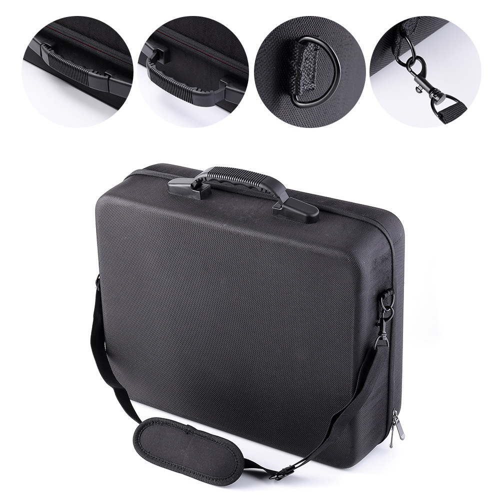 New Waterproof Hard Portable Box Cover Case for HTC VIVE Pro Virtual Reality Headset   Travel Protective Carrying Storage case-in VR/AR Glasses Accessories from Consumer Electronics    3