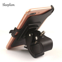 Motorcycle Bicycle Bike Fixation Cradle Mount Holder For Iphone 7 6 6S 4 7 5 5