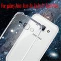 Ультратонкий телефон чехол мягкая обложка чехол для Samsung galaxy J1 / 100 J1 / джейс 110 J2 / J200 J3 J5 / J500 J7 / J700 J5 / J510 J7 / J710 2016