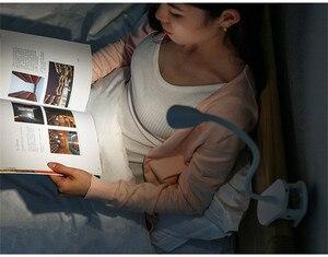 Image 2 - Bóng Đèn Thông Minh Yeelight Điểm Để Bàn Sạc Để Bàn Bảo Vệ Mắt Đèn Bàn Có Thể Điều Chỉnh Đèn LED USB Clip