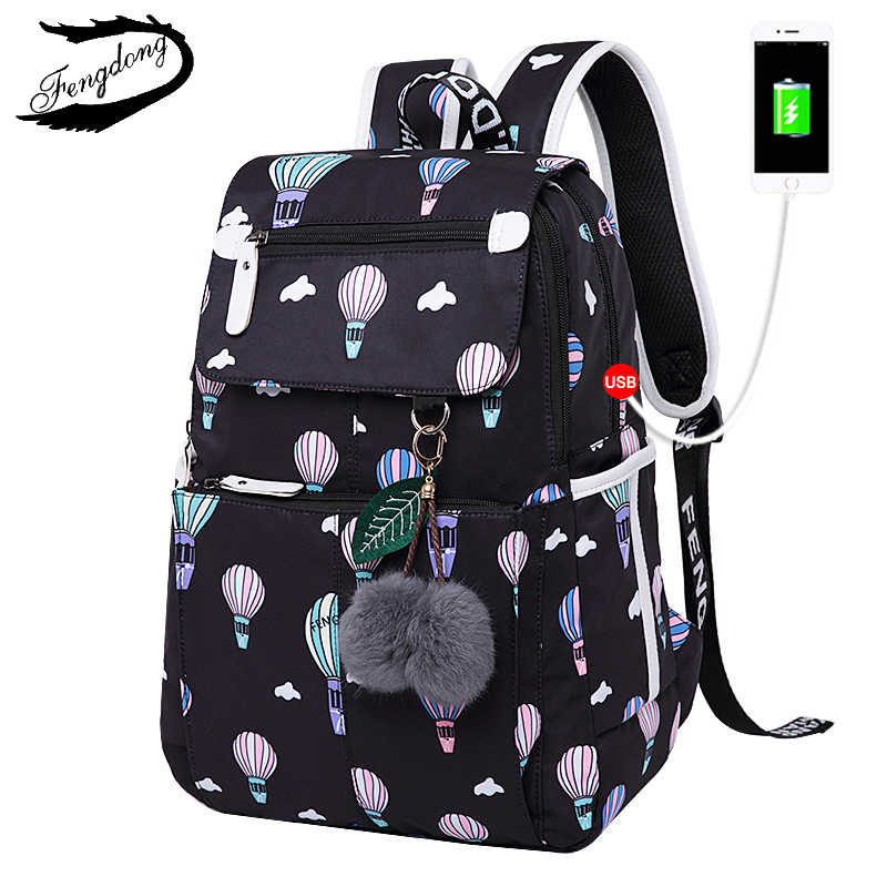 fc034fdd78c5 2019 New Emoji School Student Books Bag Women Backpack Cute Girl Cartoon Best  Travel backpacks Female