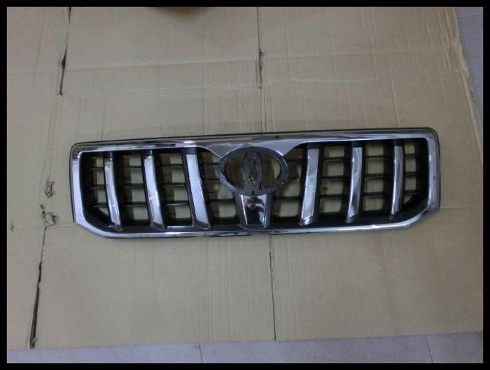 Grille de calandre avant Qirun pour Toyota land cruiser prado RZJ120 GRJ120 4000 2003-2009