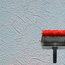 Настенный художественный принт разрисованный борд для украшения стен 7 дюймов резиновый ролик № 053