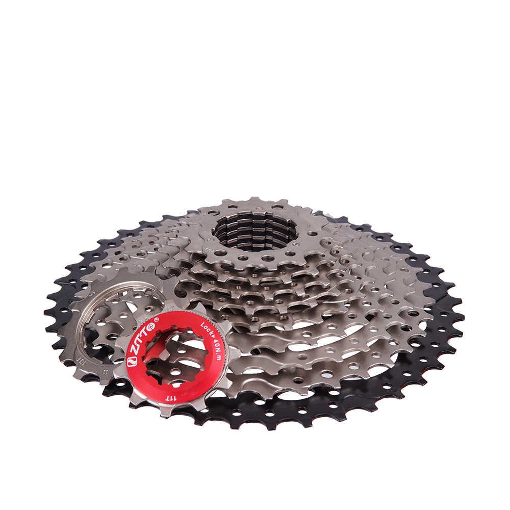 ZTTO 11 s 11-40 T Cassette11s 22 s совместим 11 Скорость трещотка велосипедная Запчасти forMTB горных велосипедов M7000 M8000 M9000 XT SLX