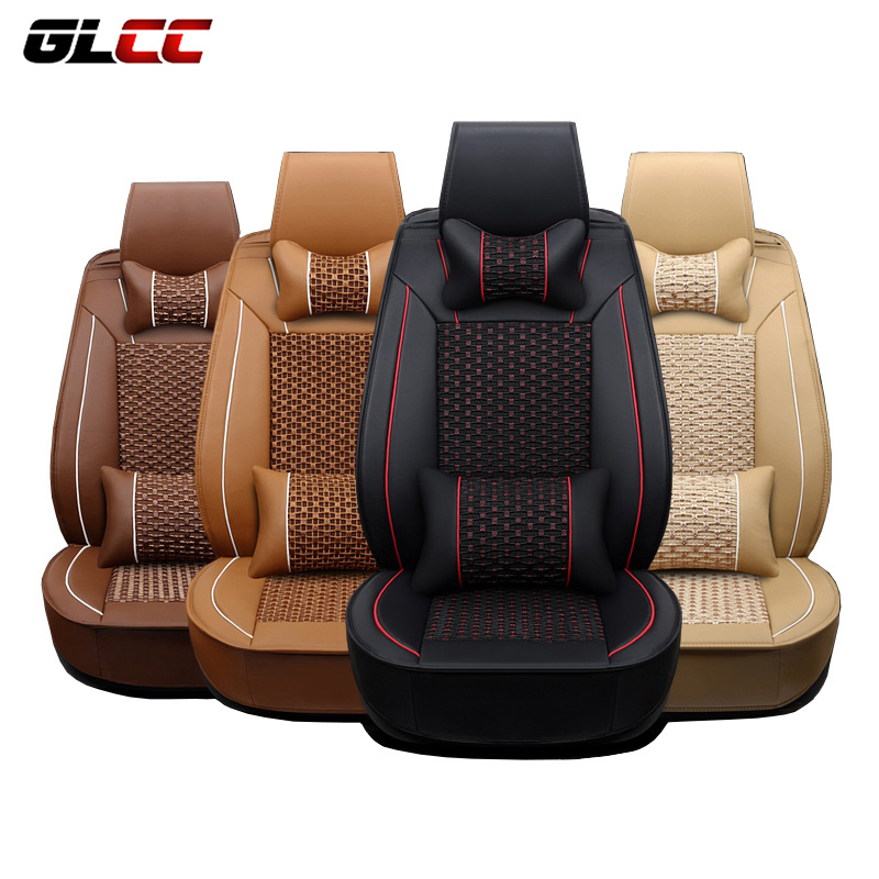 Car seat covers universal automobiles seat protector summer cool vehicle seat cushions pad car styling interior accessoriesCar seat covers universal automobiles seat protector summer cool vehicle seat cushions pad car styling interior accessories