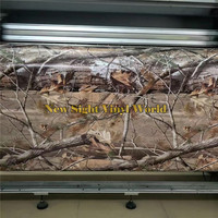 RealTree Camo Vinyl Wrap Foil Mossy Oak Graphics For Car Styling Truck Jeep Size:1.50*30m/Roll