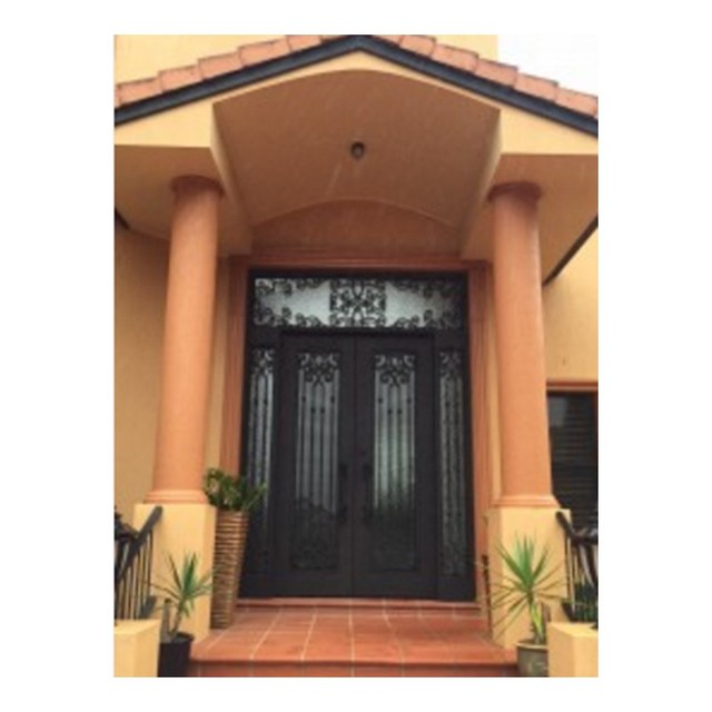 Iron Front Doors Decorative Front Doors Glass Front Doors In Doors