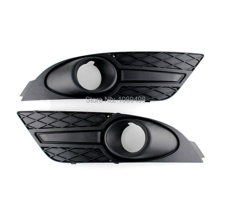 2 шт./пара правый и левый передние противотуманные свет лампы Крышка с отверстием для Ford Focus 2007-2008