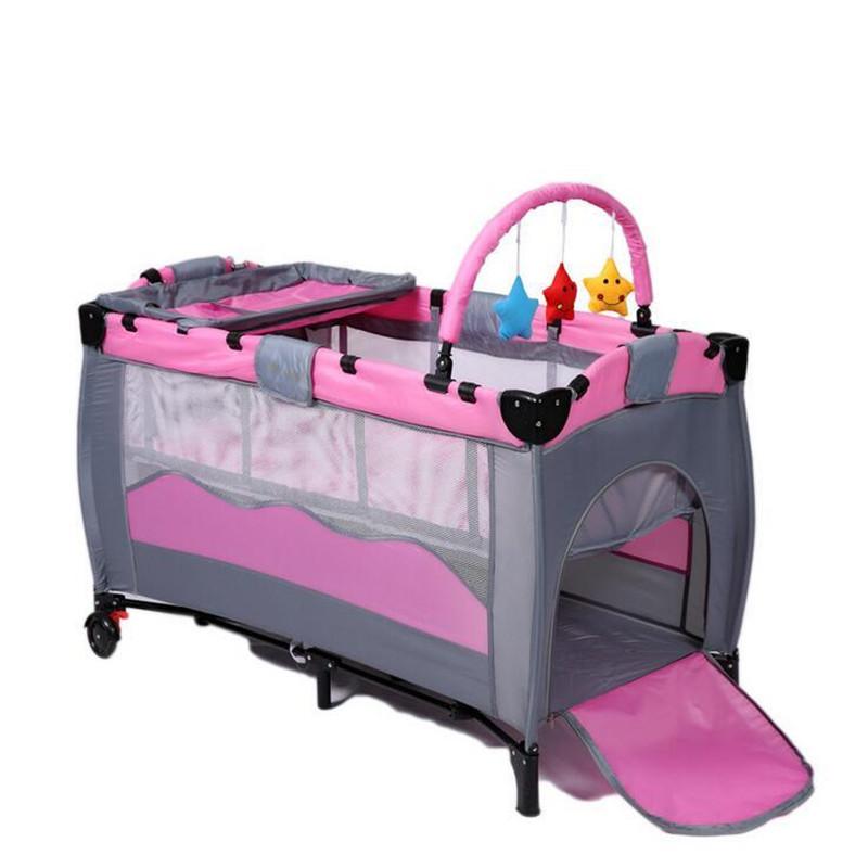 baby playpen bed2