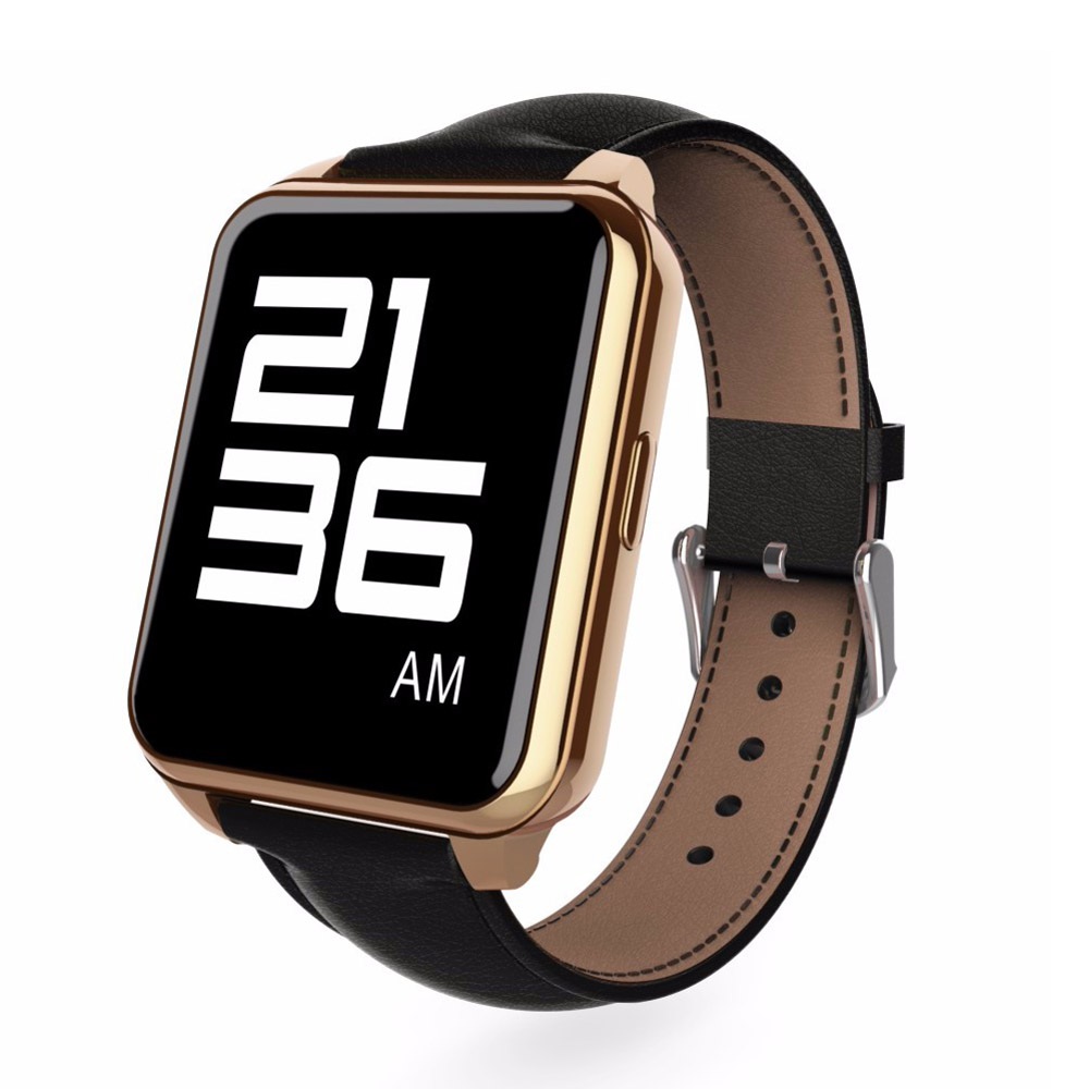 Heart Rate Fitness Tracker font b Smartwatch b font for iPhone 5 6 7 HTC Xiaomi