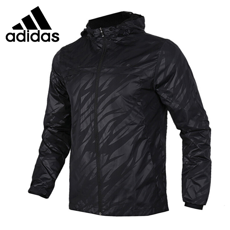 Original New Arrival 2018 Adidas Neo Label M FAV MESH L WB Men's jacket Hooded Sportswear primo emporio ремень