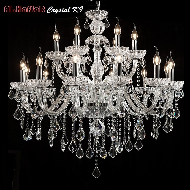 Large crystal chandelier lighting luxury crystal light fashion large crystal chandelier lighting luxury crystal light fashion chandelier crystal modern large chandeliers living room bedroom aloadofball Image collections