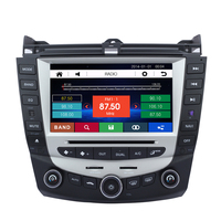 Car Dvd Player Gps Navigation For Honda Accord 7 2003 2007 EURO Car Stereo Radio Dual