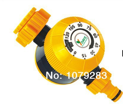 Mechanical Irrigation water timer used at garden, yard, farm 2 hours working time