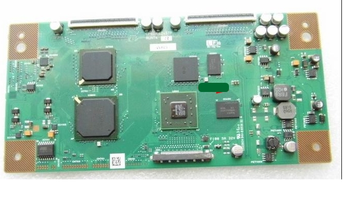 CPWBX 4245TP RUNTK LOGIC board for LK600D3LA38 TLM60V89GP connect with T-CON connect board кружка с цветной ручкой и ободком printio французский бульдог