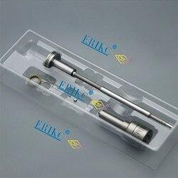 ERIKC DLLA143P2155 dysza wtryskiwacza paliwa do diesla 0445120161 zawór F 00R J01 714 zestaw naprawczy części zamiennych CR dla CUMMINS 4940096