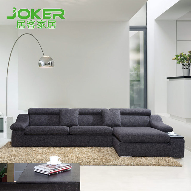 Habitat Sofas habitat passenger luxury linen fabric corner sofa combination living