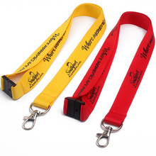 Lanière faite sur commande de 200 pcs/lot 2x90 cm, lanière adaptée aux besoins du client dimpression décran de logo, lanières adaptées aux besoins du client par marque doem pour la courroie de cou de téléphone de clés