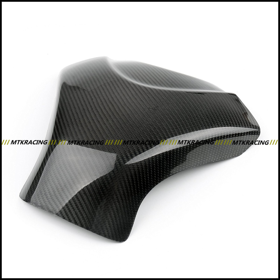 Free shipping Carbon Fiber Fuel Gas Tank Protector Pad Shield For SUZUKI GSXR1000 2007-2008 black color motorcycle accessories carbon fiber fuel gas tank protector pad shield rear carbon fiber for kawasaki z1000 03 06