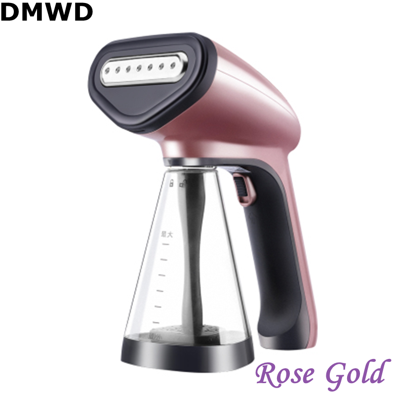 DMWD 1200W 220V 50Hz Mini Laundry Appliance Handheld Portable Garment Steamer Continuous Steam Output Double Gear