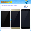 "100% test new Replacement full screen for Huawei honor 8 LCD display with touch screen digitizer glass assembly 5.2""+free tools"