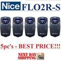 Envío libre!!! 5 X FLO2R-S Agradable, FLOR-S transmisor de control Remoto de $ number canales, Rolling code